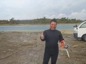 沖縄 南部 奥武島 限定水域レッスン
