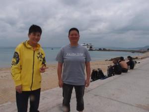 2013.04.21 レッドビーチ ファンダイビング