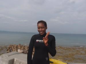 2013.05.05 砂辺ビーチ 陸