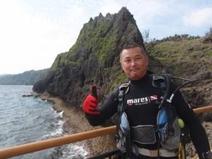 2013.05.08 真栄田岬 陸上