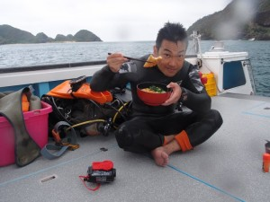2013.05.19 慶良間ボート アドバンス講習