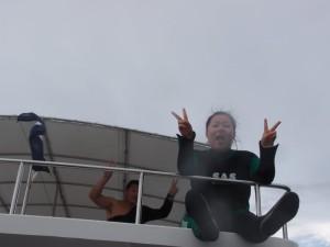 2013.05.31 慶良間ボートファン
