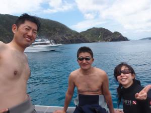 2013.06.07 慶良間ファンボート