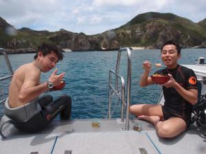 2013.06.14 慶良間ボート