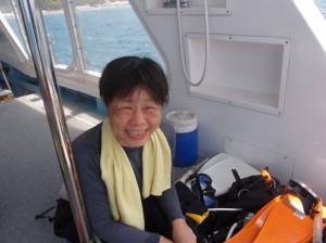 2013.08.23 慶良間ボートファン