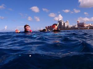 2013.09.14 砂辺 体験ダイビング