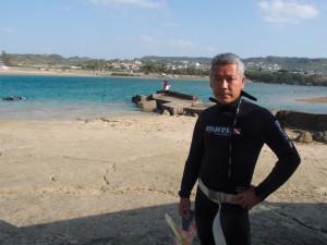 2013.09.16 奥武島ビーチ オープン・ウォーター・ダイバー・コース