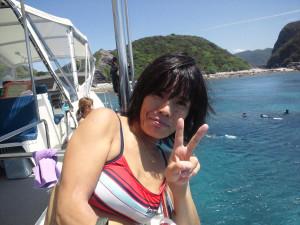 2013.09.18 慶良間ボート ファンダイビング