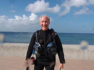 2013.09.24 砂辺ビーチ ファンダイビング