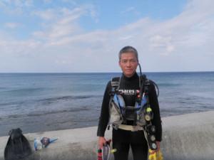 2013.09.28 砂辺ビーチ OWDコース