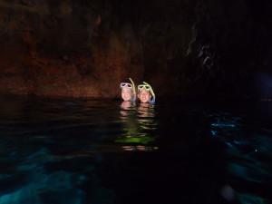 2013.09.30 青の洞窟 スノーケル