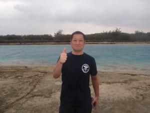 2013.10.25 奥武島ビーチ ファンダイビング