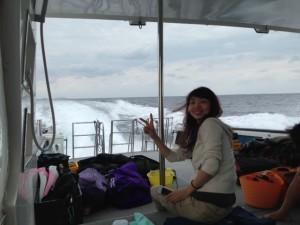 2013.11.15 慶良間ボート アドバンスド・オープン・ウォーター・ダイバー・コース