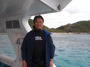 2013.12.15 慶良間ボート AOWコース