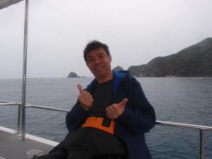 2013.12.31 慶良間ボートファンダイビング