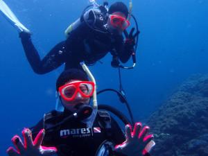 2014.02.14 砂辺ビーチ 体験ダイビング
