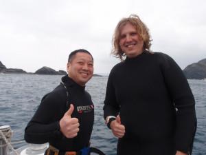 2014.03.28 慶良間ボート ファンダイビング