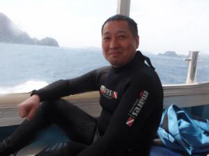 2014.03.29 慶良間ボート ファンダイビング