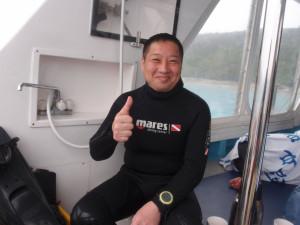 2014.03.30 慶良間ボート ファンダイビング