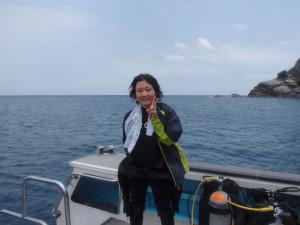 2014.04.22 慶良間ボート ファンダイビング