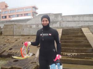2014.04.25 砂辺ビーチ 体験ダイビング