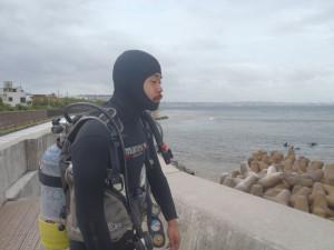 2014.04.27 砂辺ビーチ OWD講習