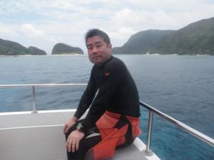 2014.05.20 慶良間ボート ファンダイビング