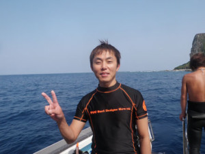 2014.05.16 粟国・渡名喜遠征 ファンダイビング