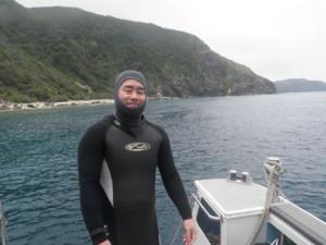 2014.05.19 慶良間ボート ファンダイビング