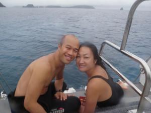 2014.06.03 慶良間ボート ファンダイビング