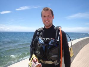 2014.06.20 砂辺ビーチ ファンダイビング