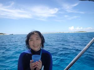 2014.07.20 チービシボート ファンダイビング