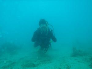2014.08.02 奥武島ビーチ 体験ダイビング&付き添いファンダイビング
