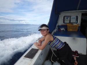 2014.08.31 チービシボート ファンダイビング
