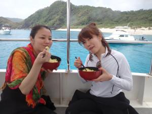 2014.08.11 慶良間ボート 体験ダイビング