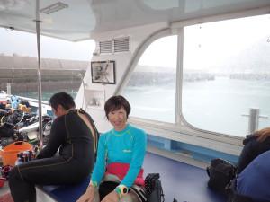 2014.10.22 慶良間ボート ファンダイビング