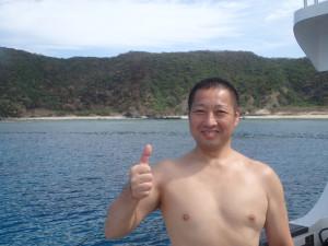 2014.10.25 慶良間ボート ファンダイビング