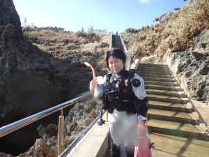 2014.11.23 真栄田岬ビーチ ファンダイビング2014.11.23 真栄田岬ビーチ ファンダイビング