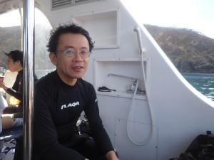 2014.11.01 慶良間ボート ファンダイビング