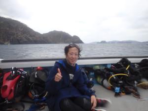 2015.03.26 慶良間ボート ファンダイビング