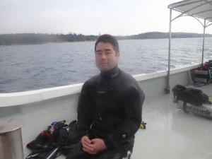 2015.03.02 大浦湾ボート ファンダイビング