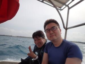 2015.04.18 南部ボート ファンダイビング