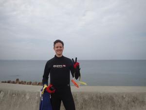 2015.04.24 砂辺ビーチ スノーケル&体験ダイビングコース