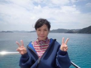 2015.04.25 慶良間ボート ファンダイビング
