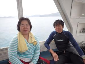 2015.04.10 慶良間ボート ファンダイビング