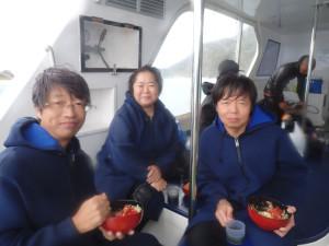 2015.04.12 慶良間ボート ファンダイビング