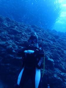 2015.04.11 粟国島遠征ボート ファンダイビング