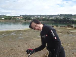 2015.05.25 奥武島ビーチ アドヴァンスド・オープン・ウォーター・ダイバー・コース