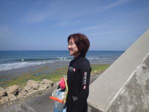 2015.05.13 砂辺ビーチ スノーケル&体験ダイビング