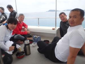 2015.05.01 慶良間ボート ファンダイビング